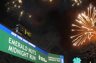 Central Park Emerald Nuts Run