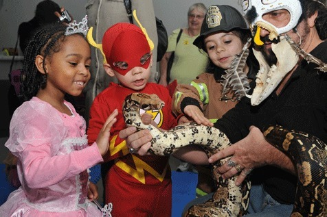 Halloween events in NYC: October 22 to 28 (2012)