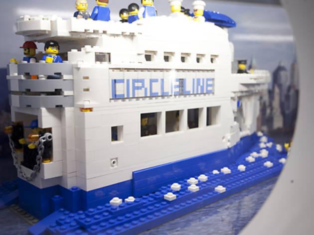 Lego Masterpieces