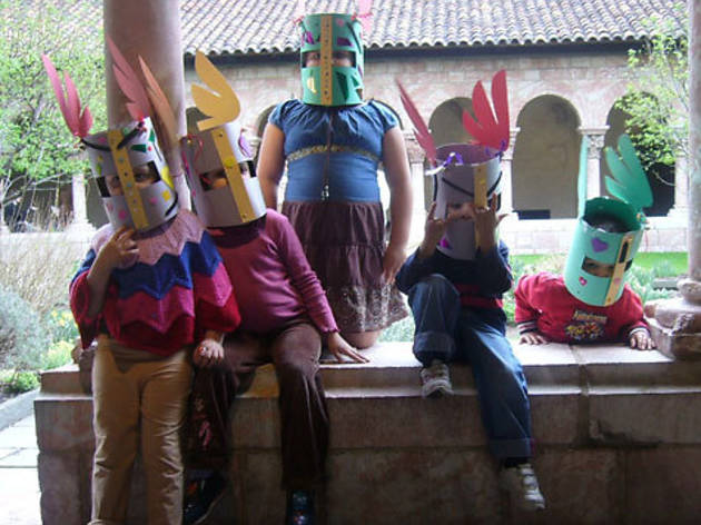 Family Festival at the Cloisters: The Medieval Court