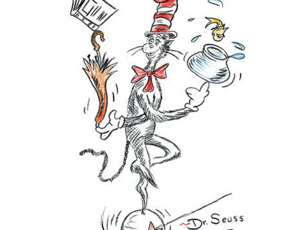 Dr. Seuss' Birthday Story Time & Craft Program