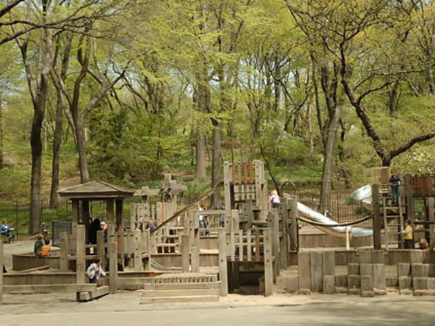 Diana Ross Playground