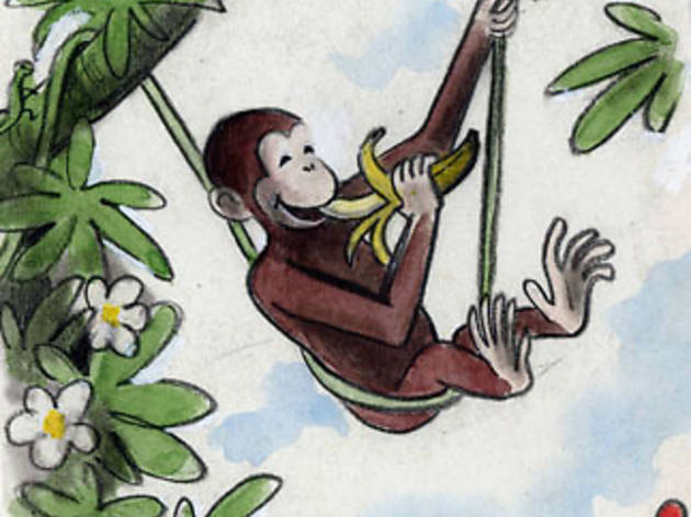 """Curious George: Let's Get Curious"""