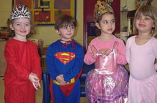 Purim Carnival at the Park Slope Jewish Center
