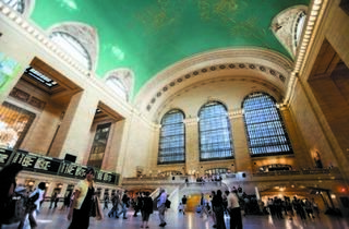 Indoor Ghost Walk: The Ghosts of Grand Central