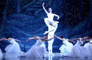 Ballet for Young Audiences presents the Nutcracker