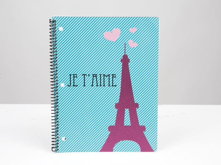 Back-to-school supplies: Cool school notebooks for kids (2012)