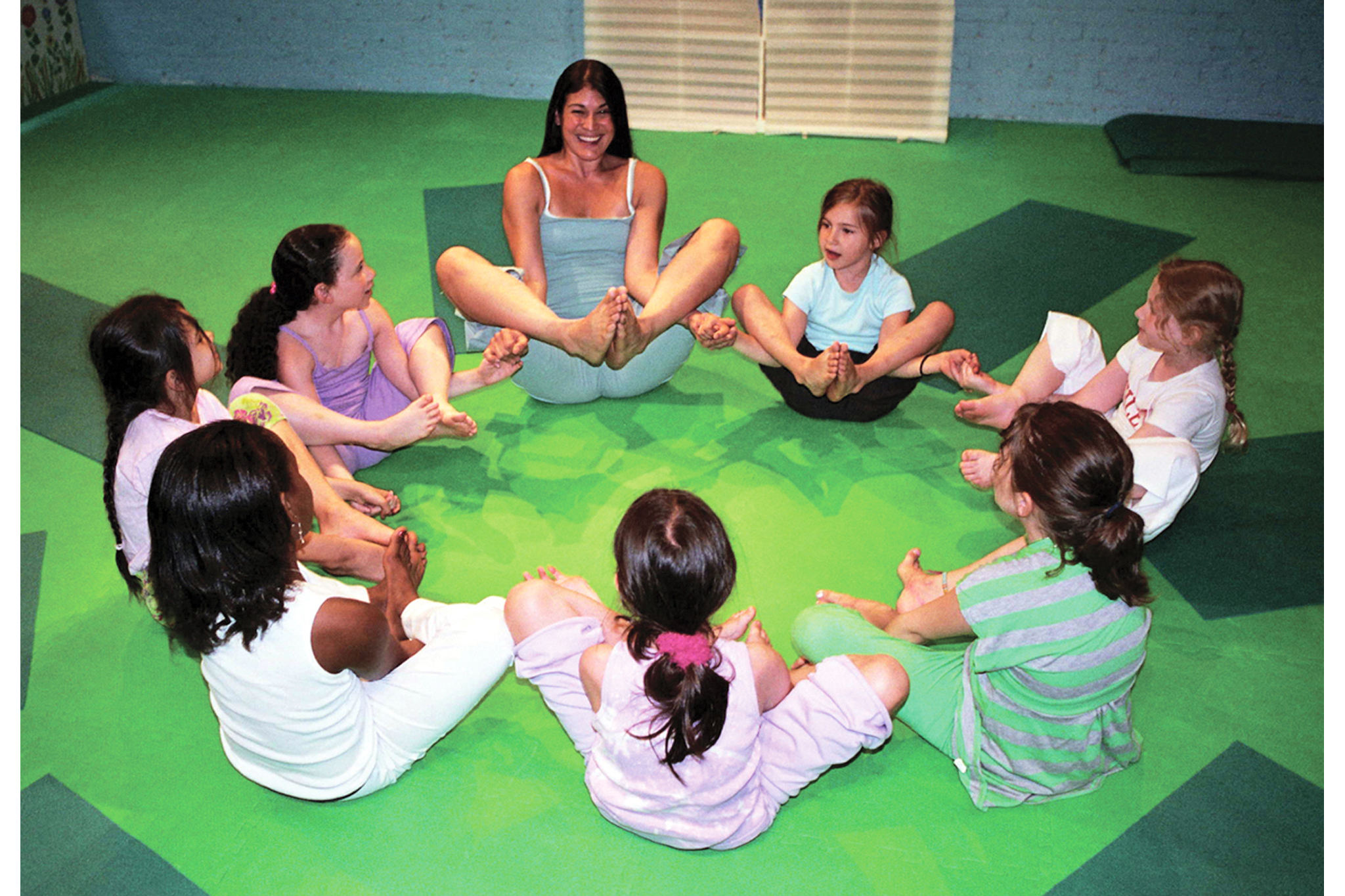 Yoga for kids in nyc for Things to do with toddlers in nyc