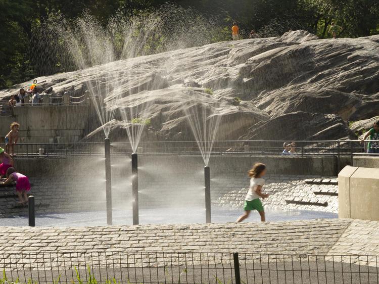 Heckscher Playground, Central Park