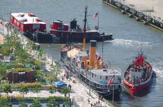 Fifth Annual North River Historic Ship Festival