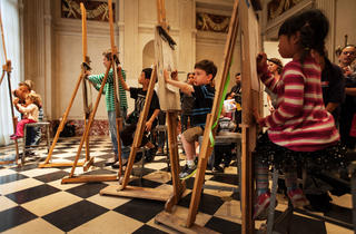 Artist-Led Family Tour and Workshop