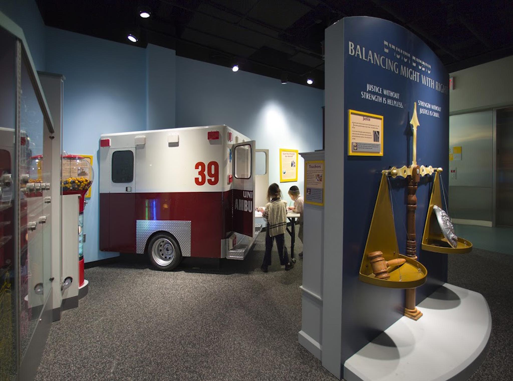 <p>Jewish Children's Museum</p>