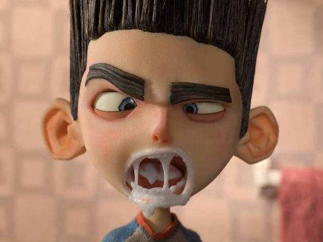 Sony Wonder Technology Lab Screening: ParaNorman