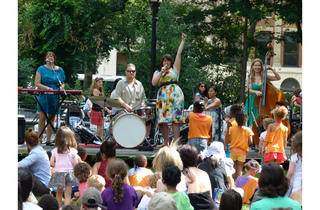 Mad. Sq. Kids Concerts 2015