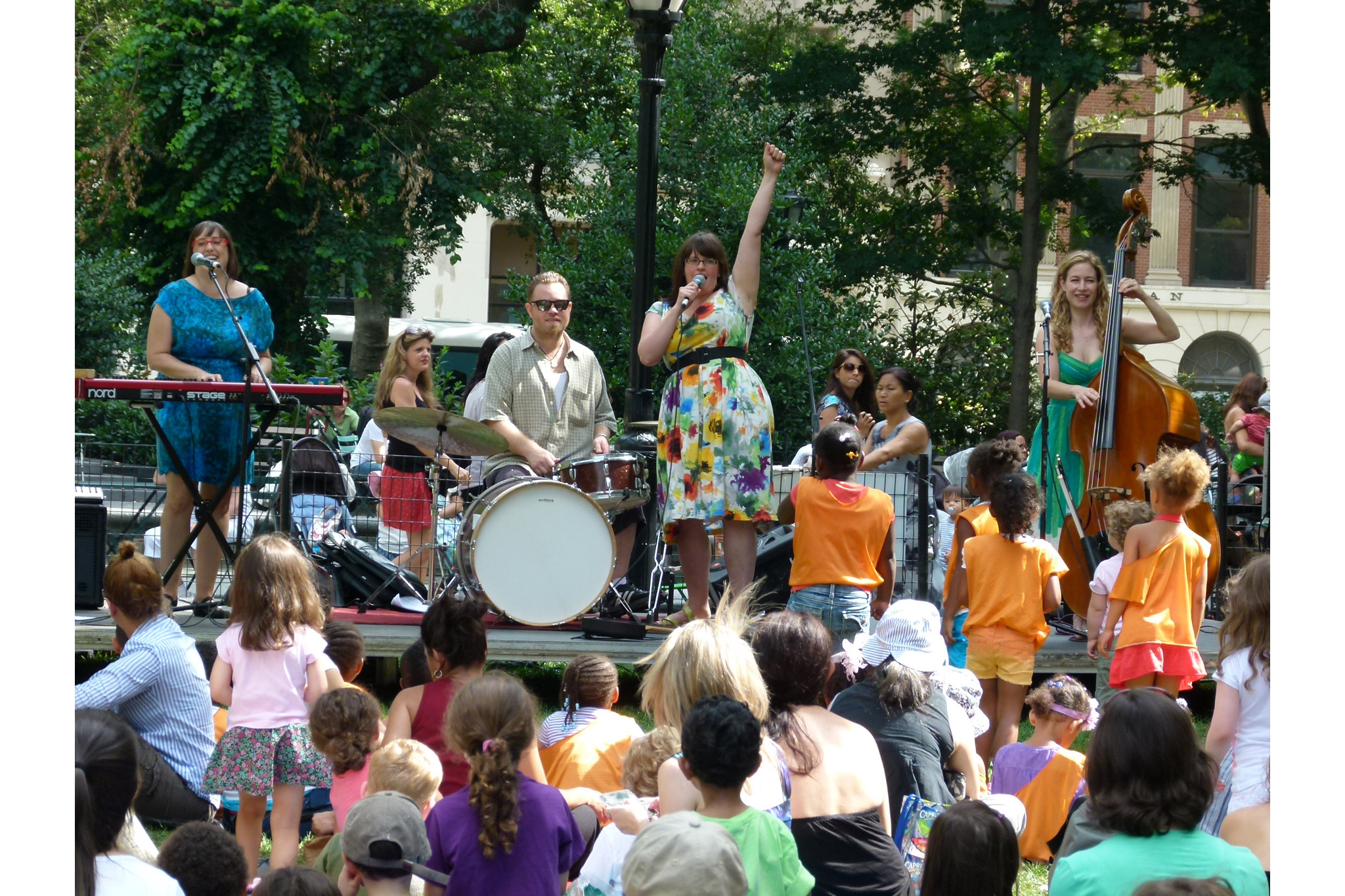 Mad. Sq. Kids Concerts 2014