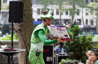 Flaubert Frog & Friends