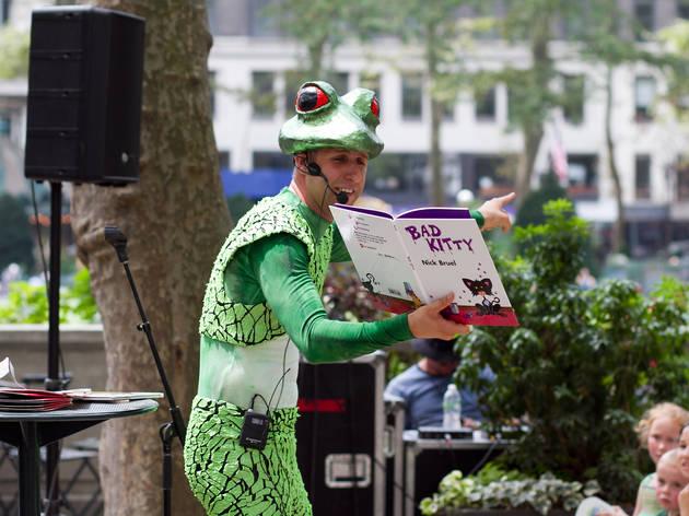 Flaubert Frog