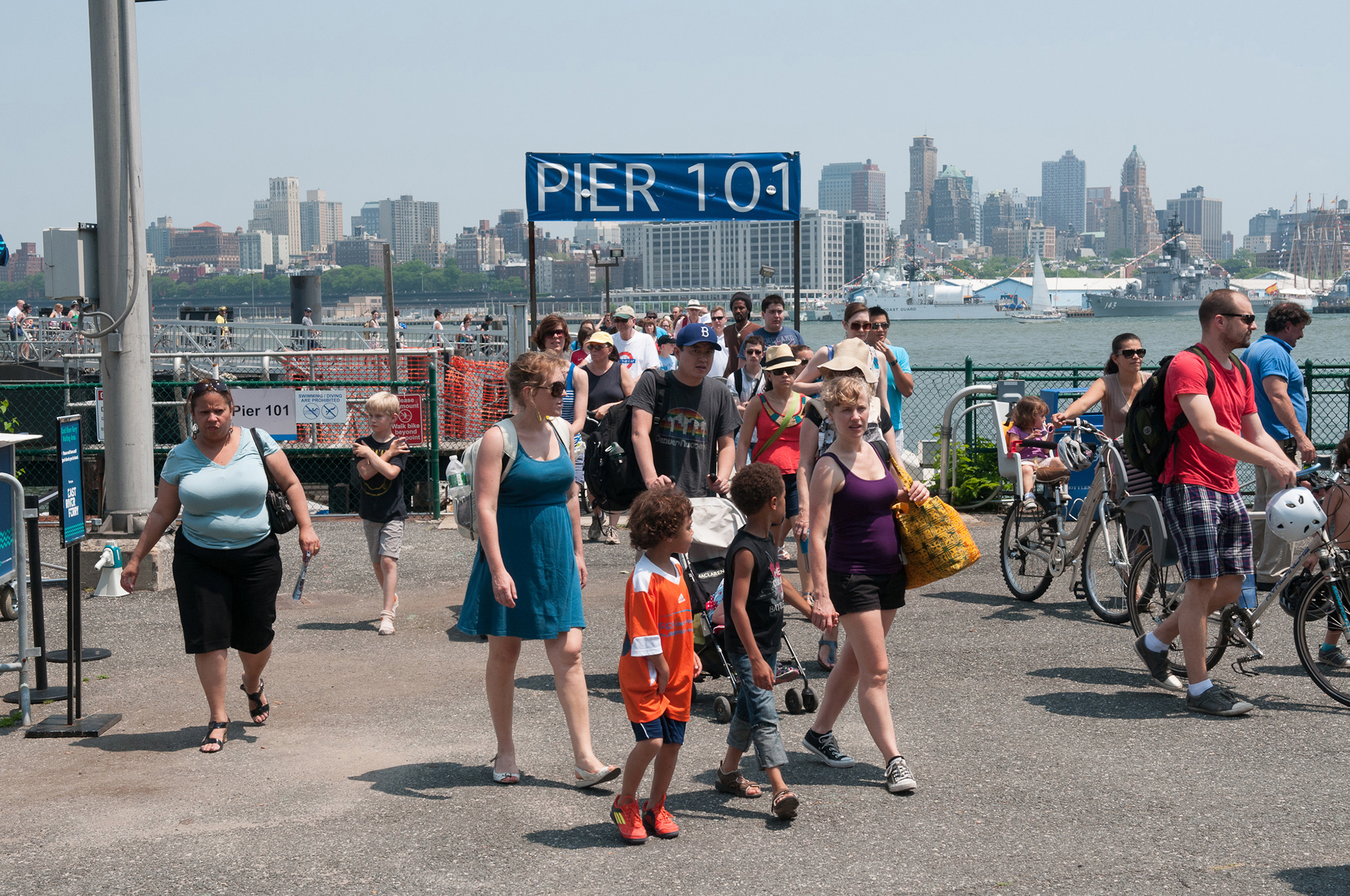 Governors Island Family Fun Festival