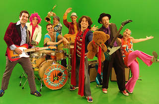 Family Concert: The Dirty Sock Funtime Band