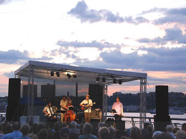 Summer on the Hudson Picture Show