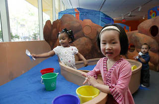 Brooklyn Children's Museum Final Phase of Construction  Bruce Cotler 2008  5-23-08