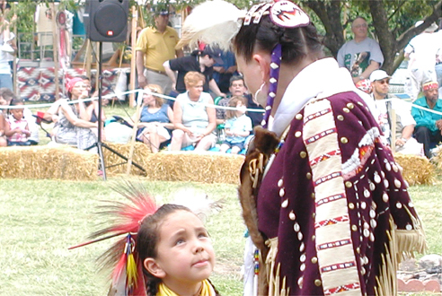 Attend the Mid-Summer Pow Wow