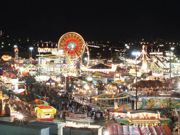 Bask in the glory of State Fair Meadowlands