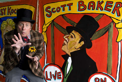 Scott Baker- Coney Island Sideshow
