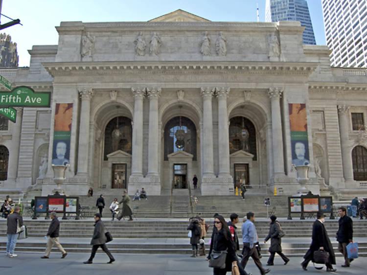 New York Public Library's secrets