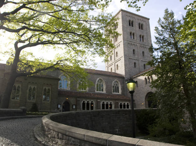See the gardens and Unicorn Tapestries at the Cloisters
