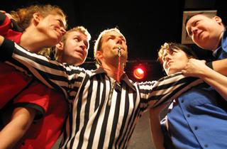 Comedy Sportz Improv Show
