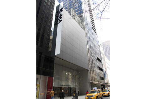 <p>Museum of Modern Art (MoMa)</p>