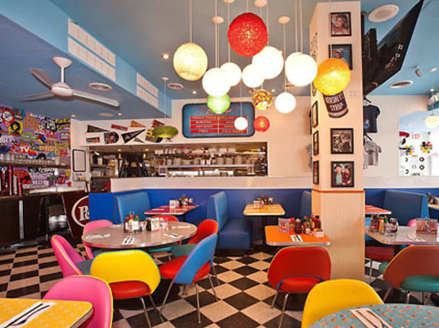 Big daddy 39 s diner restaurants in upper west side new york for Kids restaurants