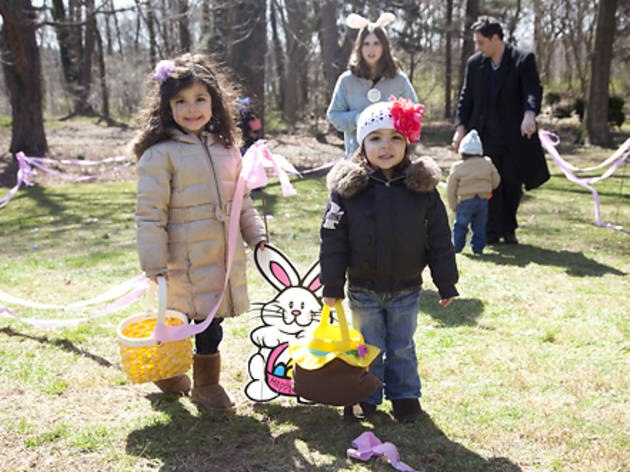Bartow-Pell Mansion Museum Easter Egg Hunt