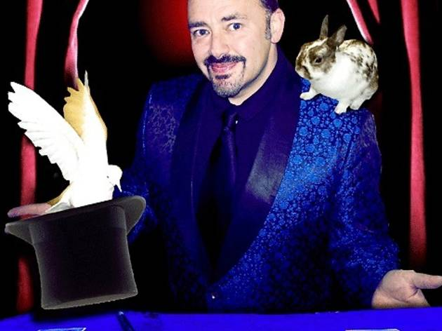 adults Nyc magicians for