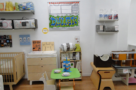 Home-goods stores for NYC kids