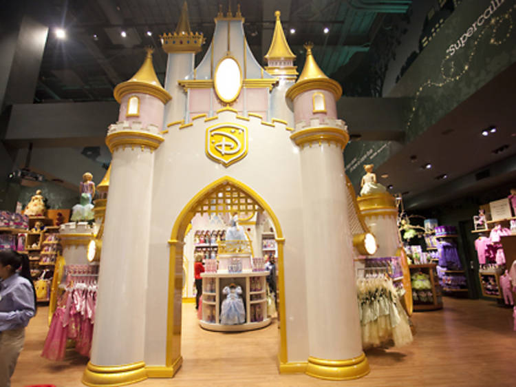 Disney Store, New York, NY