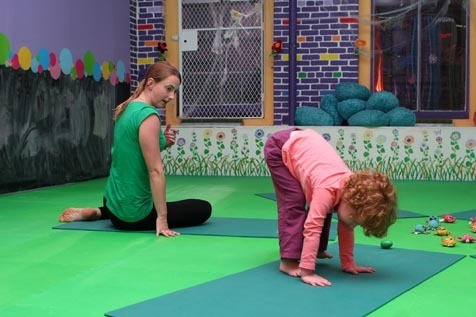 Karma Kids Yoga Classes