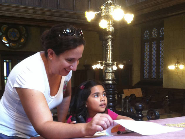 Preservation Detectives: Coming to America: A Columbus Day Celebration
