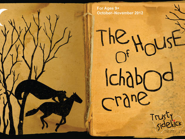 The House of Ichabod Crane
