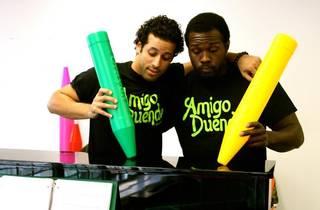 Amigo Duende at El Museo del Barrio