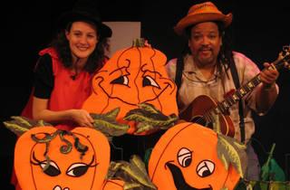 Lumpy Bumpy Pumpkin