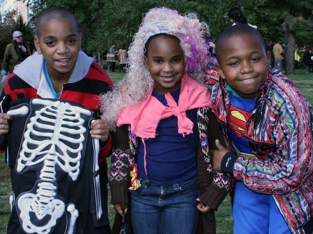 GrowNYC's Halloween Costume Swap
