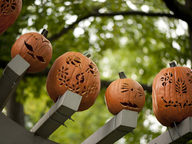 Halloween events in NYC: October 8–14 (2012)