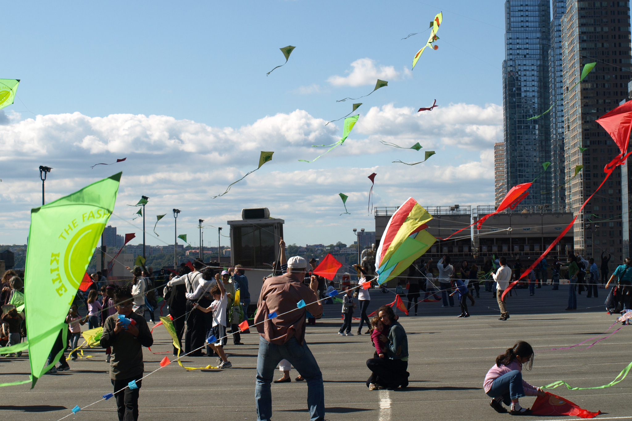 Kite Flight: DIY and Fly