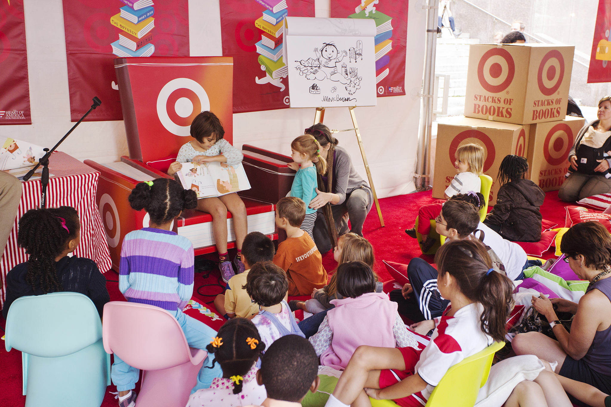 Brooklyn book festival children 39 s day things to do in for Things to do in brooklyn with kids