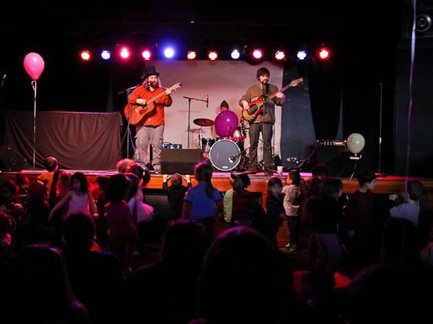 Rolie Polie Guacamole Holiday Concert