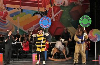 Lolli-Pops Concerts for Children: Who's Got the Beat?