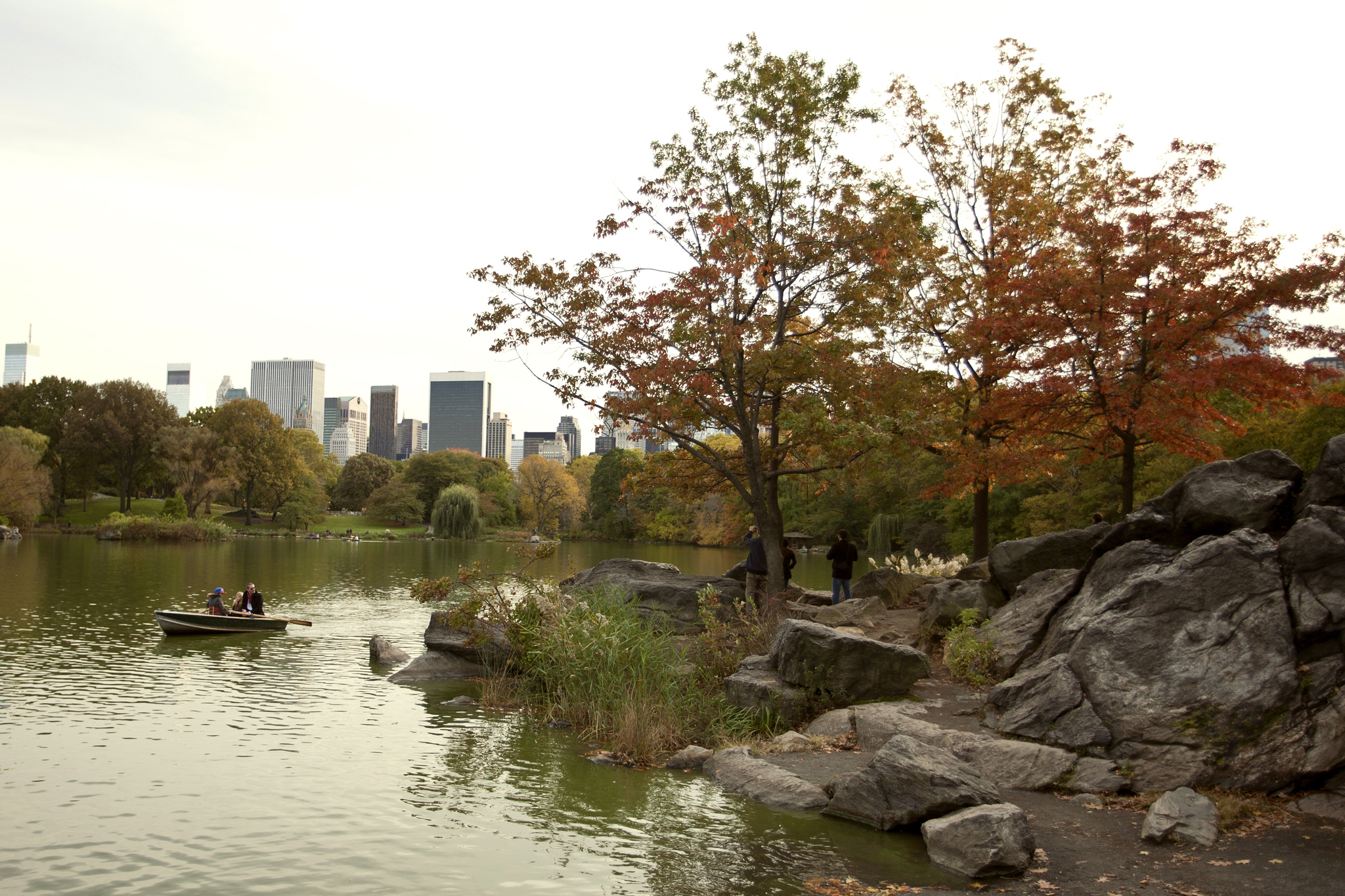 Best park to explore (TIE): Central Park