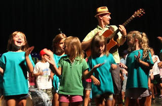 Bring Your Own Kid Concert Series: Mister G